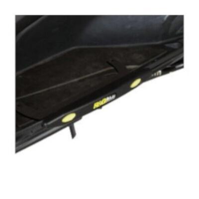 Slider de marche-pieds R&G Racing noir Yamaha T-Max 530 12-16