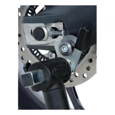 Diabolos de bras oscillant R&G Racing titane ØM10 x 1,25
