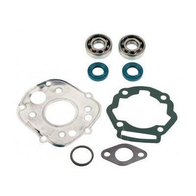 Kit roulements de vilebrequin + joints haut moteur C4 pour Aprilia RS 50 06-10