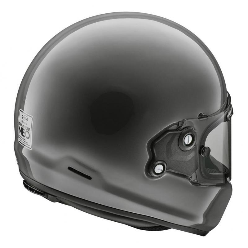 Casque intégral Arai Concept-X Modern gris - 3