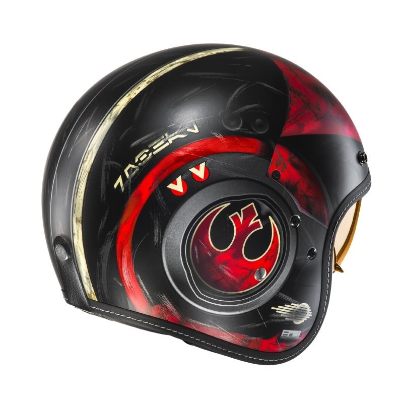 Casque jet HJC FG-70s POE DAMERON STAR WARS MC1SF - 2