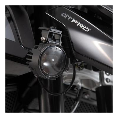 Supports pour feux additionnels SW-MOTECH noir Triumph Tiger 900 20-21