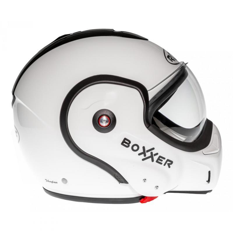 Casque modulable Roof RO9 Boxxer Uni blanc - 4