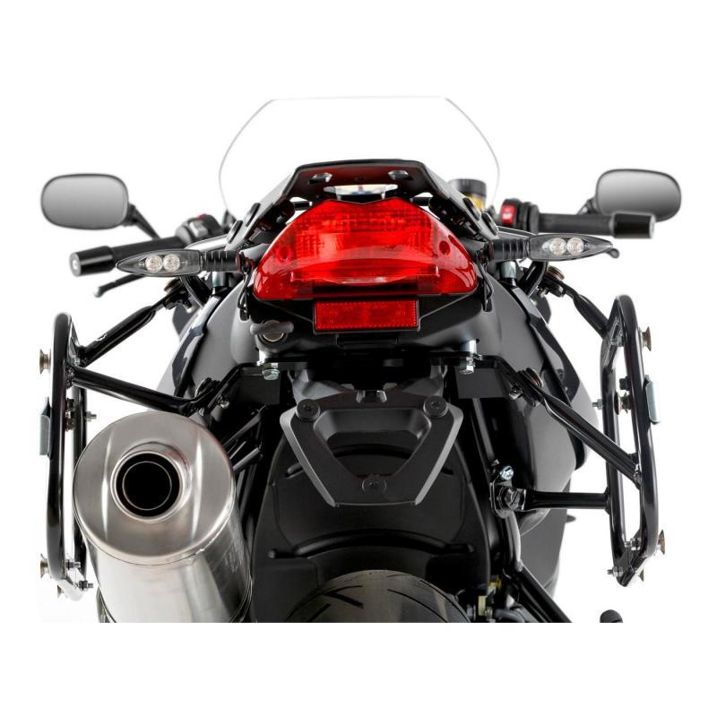 Support pour valise SW-MOTECH QUICK-LOCK EVO noir BMW F800 R 09- / F800GT 13-