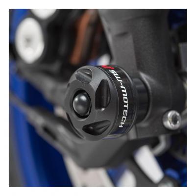 Protection de fourche avant SW-MOTECH noir Yamaha MT-09 / Tracer, XSR 900