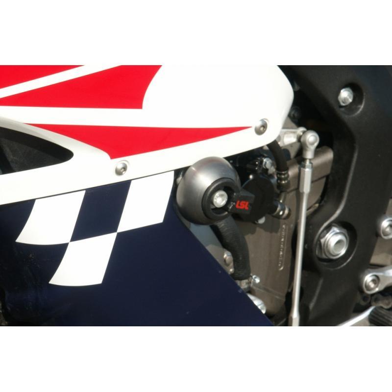 Kit fixation tampon de protection LSL Honda CBR 1000 RR 04-05