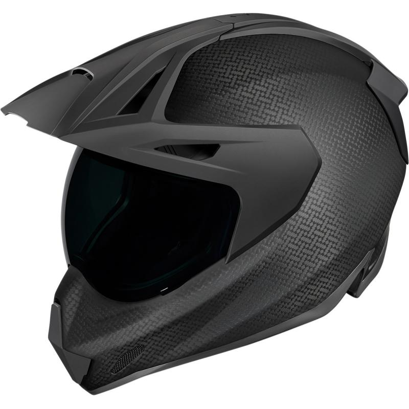 Casque trail Icon Variant Pro Ghost Carbone