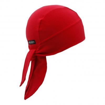 Bonnet de casque Shampa & Dirt Skins Tri-Danna Wide-B rouge