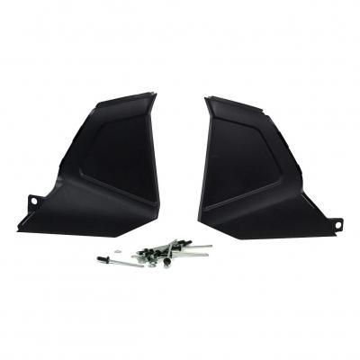 Caches de boite à air RTech couleur d'origine noire pour Yamaha YZ 125 02-16