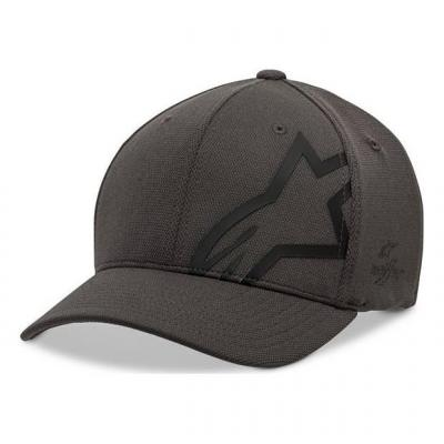 Casquette Alpinestars Corp Shift Sonic Tech charcoal/noir