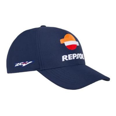 Casquette baseball Repsol Racing Collection bleu