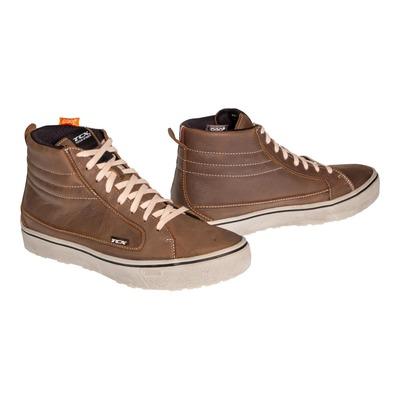 Chaussures moto TCX Street 3 WP marron