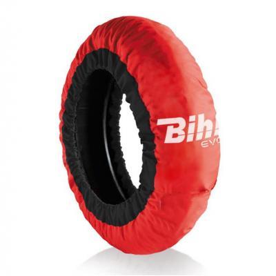 Couvertures chauffantes Bihr Home Track Evo2 200 auto-régulées rouge