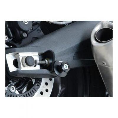 Diabolos de bras oscillant R&G Racing noir ØM10 x 1,25