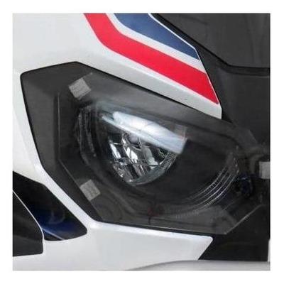 Ecran de protection de feu avant R&G Racing transparent Triumph Tiger 800 XCA ABS 18-20