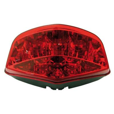Feu arrière à LED avec clignotants intégrés pour Ducati Monster 696 09-15
