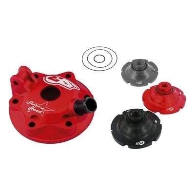 Kit culasse rouge avec dôme S3 Stars Head pour Beta 300 RR