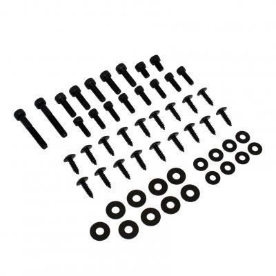 Kit vis de carrosserie Replay acier noir pour Booster ng