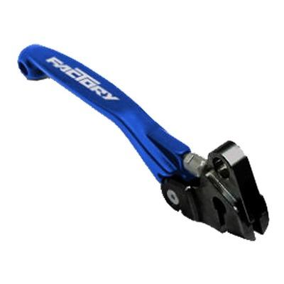 Levier de frein avant YCF repliable et ajustable bleu