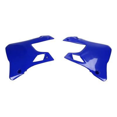 Ouïes de radiateur UFO Yamaha 250 YZ 96-01 bleu reflex