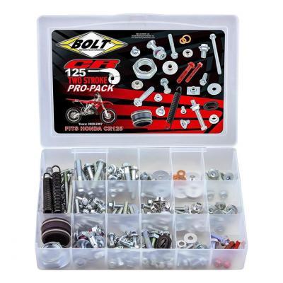 Pack Visserie Bolt Honda CR 125R 00-07