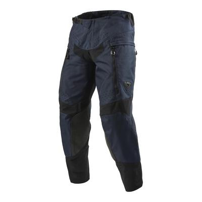 Pantalon enduro textile Rev'it Peninsula (court) D.Navy