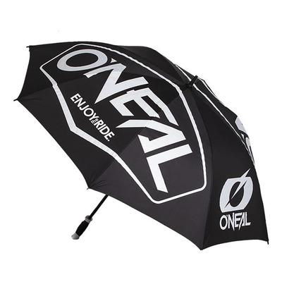 Parapluie O'Neal Hexx noir/blanc
