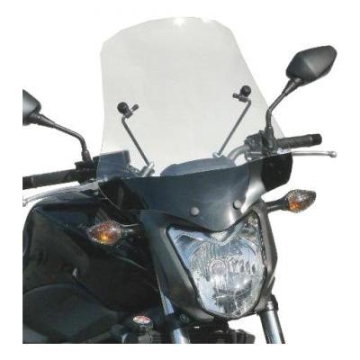 Pare-brise Bullster 53 cm incolore Honda NC 700 S 12-14