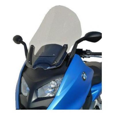 Pare-brise Bullster haute protection 64 cm incolore BMW C 600 Sport 12-14