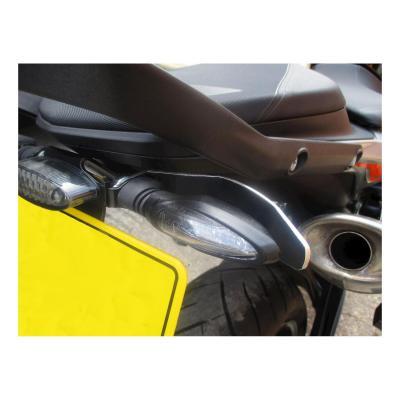 Pare-chaleur clignotant R&G Racing noir KTM 790 Duke 18-20
