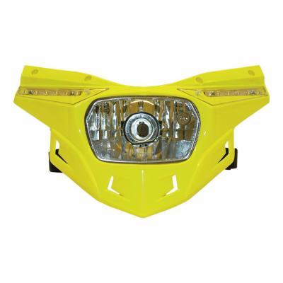 Partie inférieure de la plaque phare UFO Stealth jaune (RM/RMZ 01-19)
