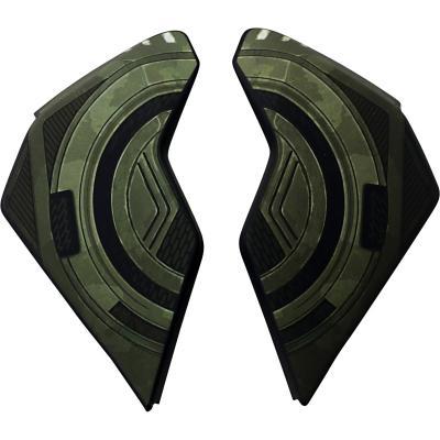 Plaques latérales Icon Airflite Blockchain vert