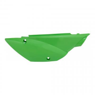 Plaques numéro latérales Acerbis Kawasaki 110 KLX 10-21 vert