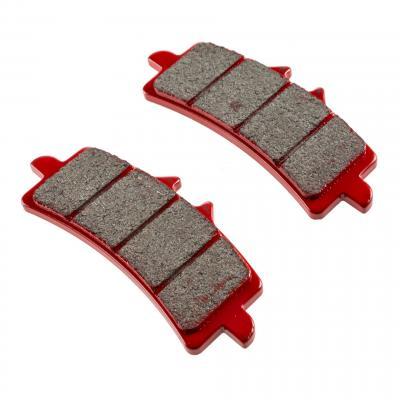 Plaquettes de frein Brembo métal fritté 07BB37SA