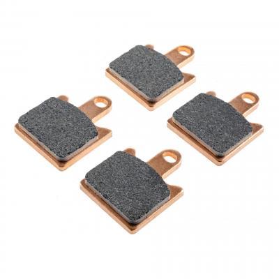 Plaquettes de frein SBS métal fritté 838HS