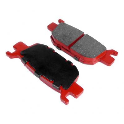 Plaquettes de frein TNT Racing arrière Honda SH 300/Silver Wing 125/150