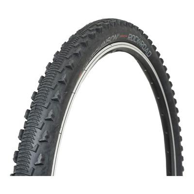 Pneu vélo VTT Hutchinson Rock and Road TR noir (27,5''X2.00'')