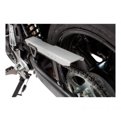 Protection de chaîne SW-MOTECH gris / noir Suzuki SV650 ABS 15-