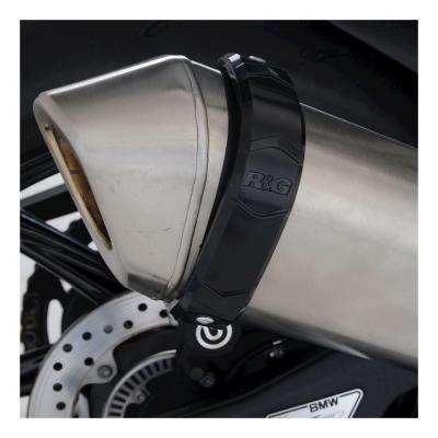 Protection de silencieux R&G Racing noir BMW S 1000 RR 19-20