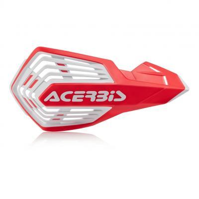 Protège-mains Acerbis X-Future rouge/blanc