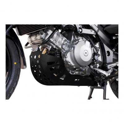 Sabot moteur SW-MOTECH noir Suzuki DL 1000 V-Strom / Kawasaki KLV 1000