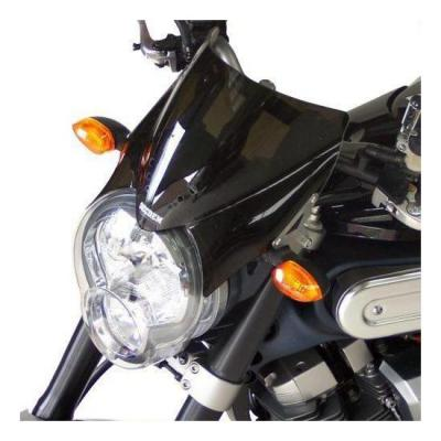 Saute vent Bullster 23 cm fumé noir Yamaha MT-01 05-12