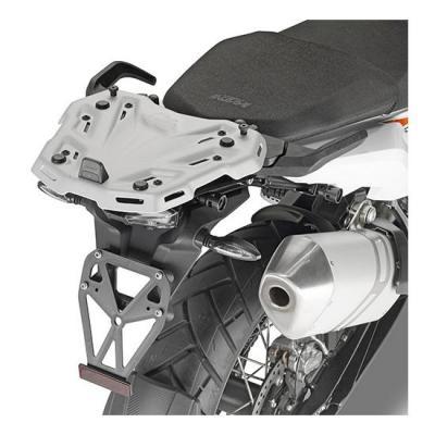 Support Kappa pour top case Monolock ou Monokey KTM 790 Adventure R 2019