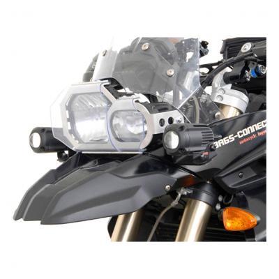 Support pour feux additionnels SW-MOTECH noir BMW F 800 GS / F 650 GS