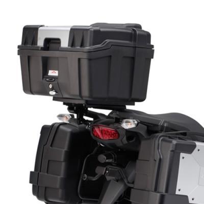Support spécifique et platine Kappa pour top case Monokey Kawasaki 1000 Versys 12-18