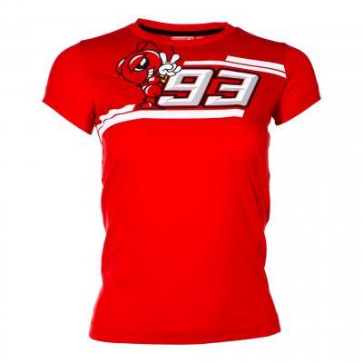 T-Shirt enfant Marc Marquez Kid rouge