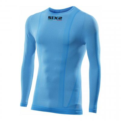 T-shirt manches longues Sixs TS2 light blue