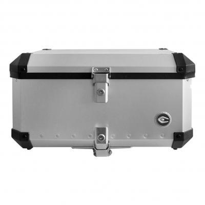 Top-case Coocase X3 Aluminium series 60 litres gris