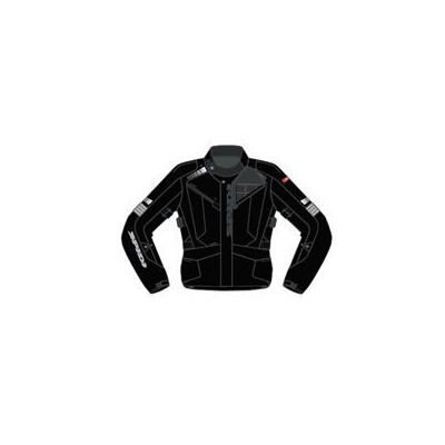 Veste textile Spidi Outlander Robust noir