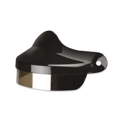 Visière Felix Motocyclette pour casque ST520 noir brillant